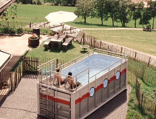 Der Nagel ContainerPool